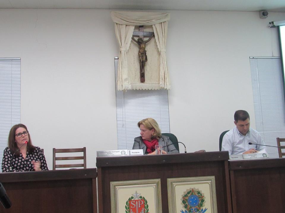 Foto Câmara Municipal de Espírito Santo do Pinhal