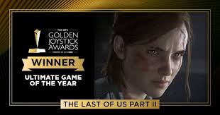 The Last of Us 2 wins game of the year