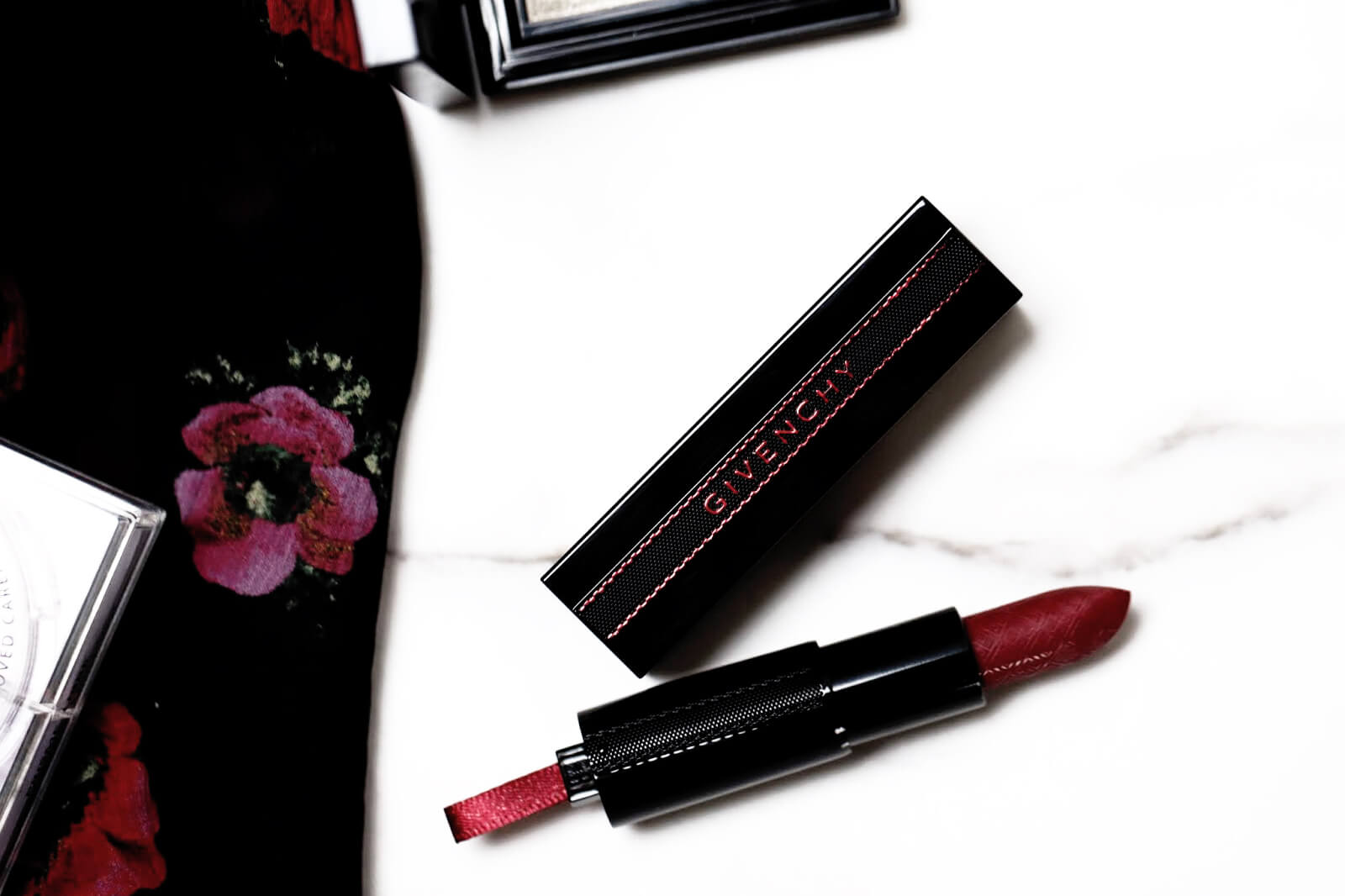 Givenchy Rouge Interdit 28 Thrilling Brown Avis