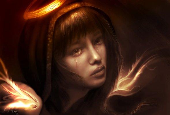 Sanjin Halimic deviantart artstation ilustrações fantasia