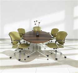 Mid Century Modern Boardroom Table