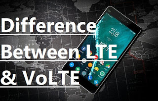 lte & volte difference perfect knowledge