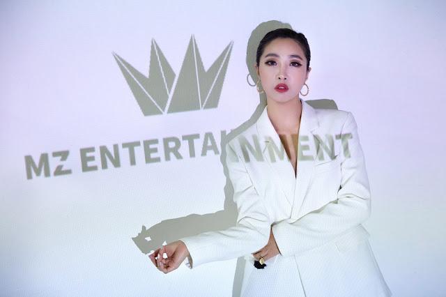 MINZY crear MZ Entertainment, su propia agencia