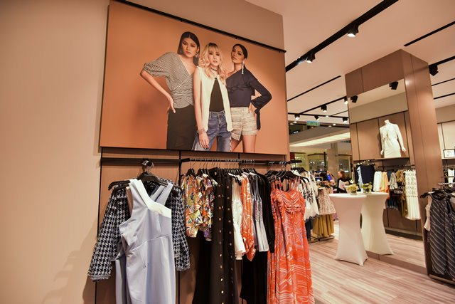 Dressing Paula First Flagship Store @ Pavilion KL