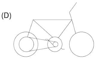 Bicicleta D