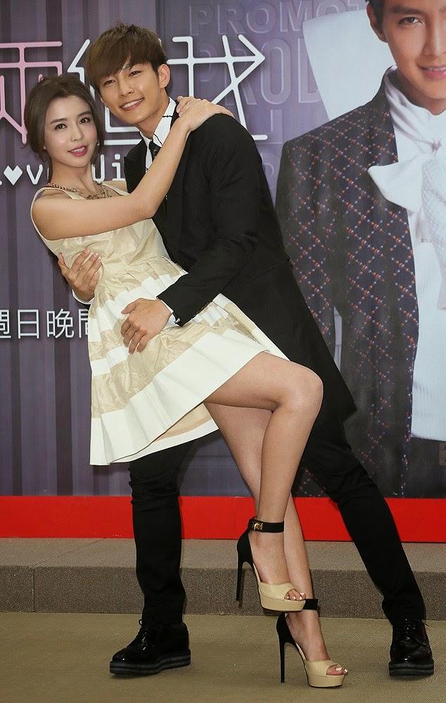Aaron yan and tia li dating apps