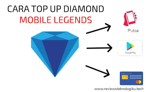 cara top up diamond mobile legends