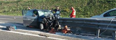 muore uomo per un incidente a Napoli