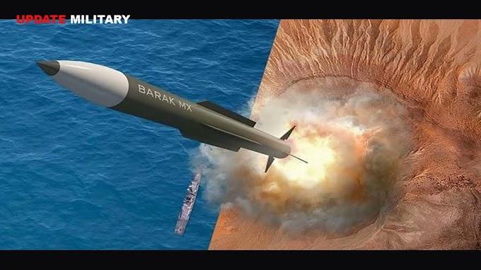 Ισραήλ: Ξεκίνησε η μαζική παραγωγή των πυραύλων Barak ER – Τέλος στα Τουρκικά  Bayraktar