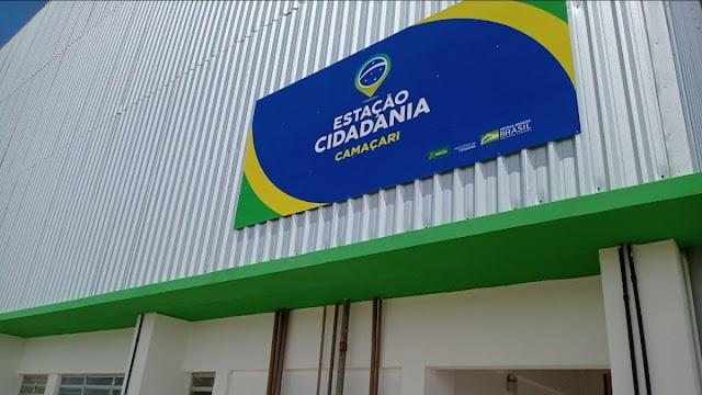 Com investimento de R$ 3,3 milhões, O ministro da Cidadania, João Roma inaugura estação Cidadania em Camaçari