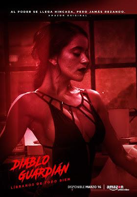 Diablo Guardián (TV Series) S02 Custom HD Latino 5.1 2DVD