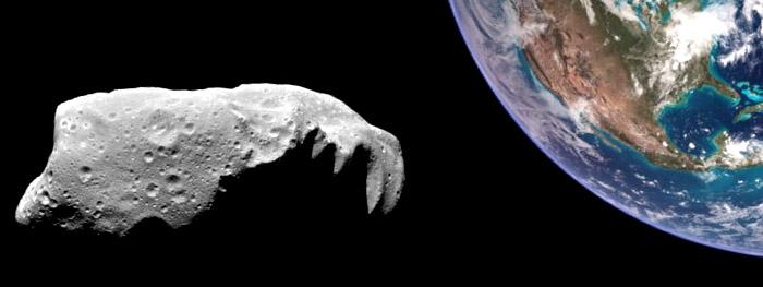 apophis não vai colidir com a terra - asteroide apophis sai da lista de risco