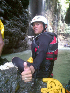 Cara Booking Body Rafting