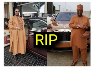 3 Lessons Nigerians Should Learn From The Death Of Billionaire Bolu Akin Olugbade Apart From Covid19 And Vanity