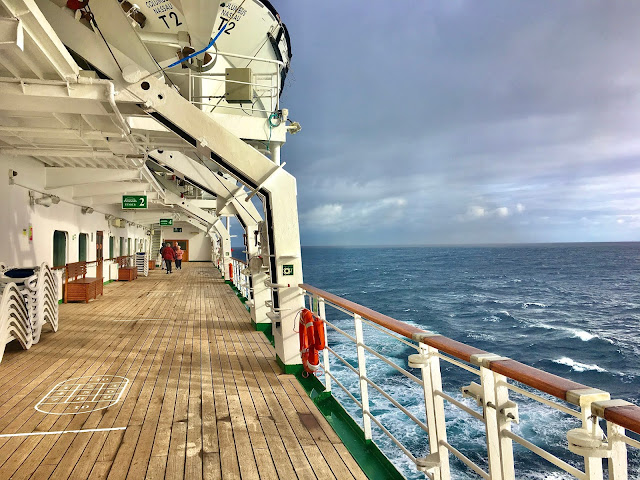 Cruise and Maritime Voyages MV Columbus life on board