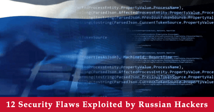 Security Flaws Russian Hackers