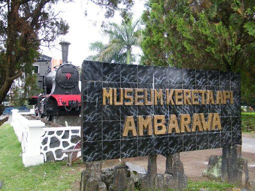 Wisata Salatiga Museum Kereta Api Ambarawa