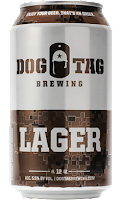 Cerveja Lager Dog Tag Brewing