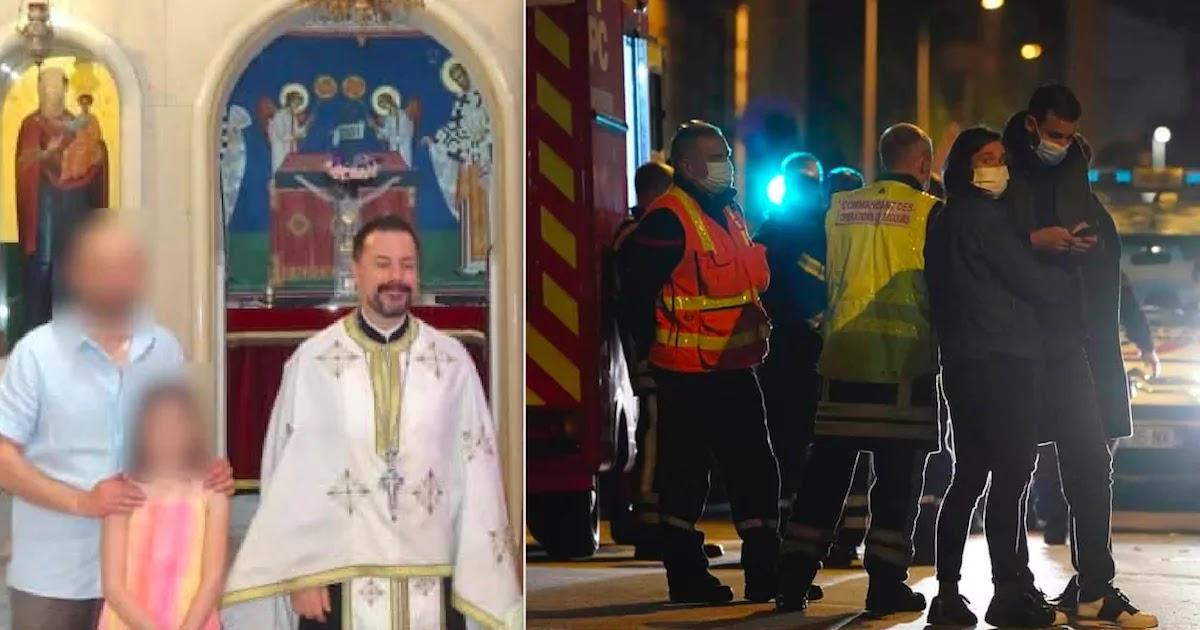 Suspect In Greek Orthodox Priest Shooting In Lyon, France Is Released From Custody