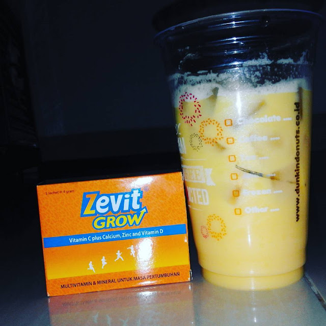 Zevit Grow multivitamin
