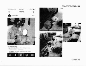 Security Camera: These pictures convict Justin Bieber!