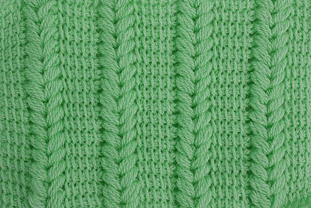 3 - Crochet Imagen Puntada a crochet tunecina por Majovel Crochet