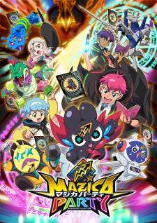 MAZICA PARTY Opening/Ending Mp3 [Complete]