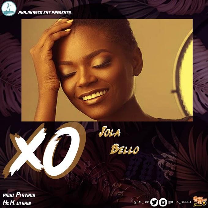 [Music] Xo by Jola bello