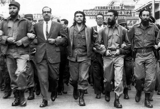 Η ΑΝΤΑΡΣΥΑ Αργολίδας αποχαιρετά τον Φιντέλ Κάστρο