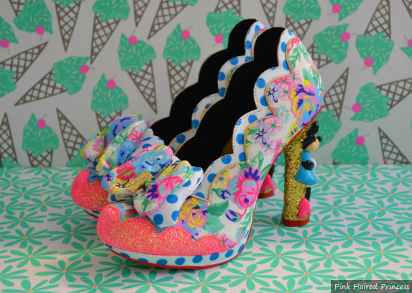 irregular choice sherbet ice cream shoes