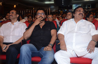 babu bangaram audio release photos