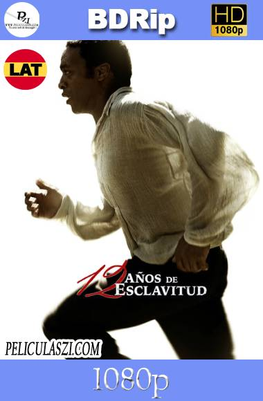12 Años de Esclavitud (2013) HD BDRip 1080p Dual-Latino