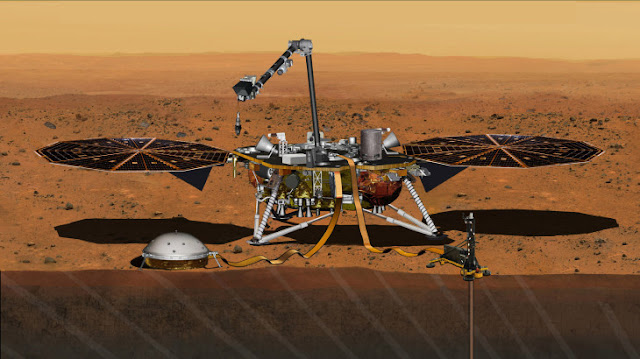 Robot Rover InSight