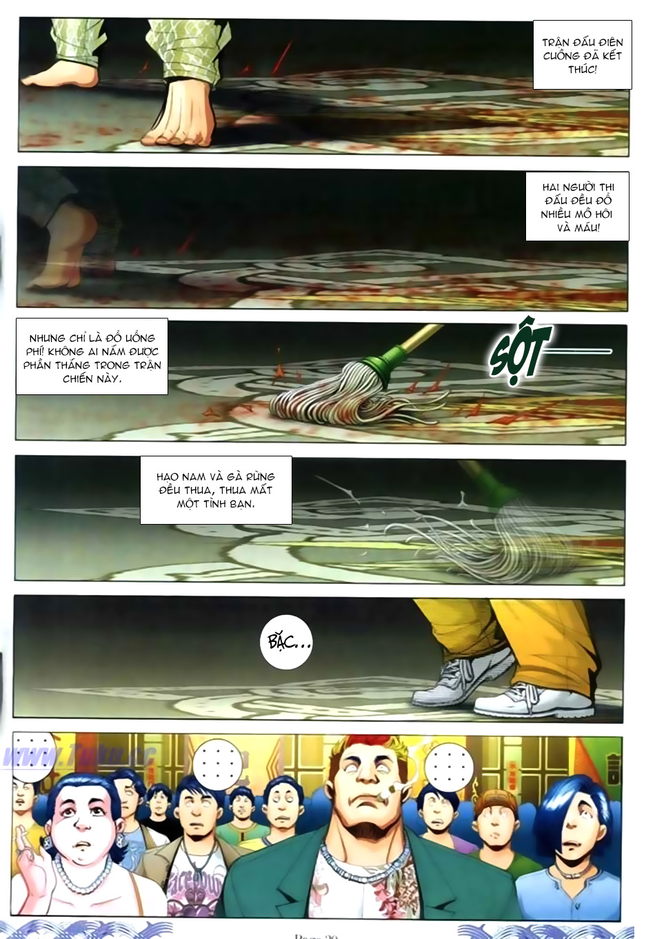 Người Trong Giang Hồ Chap 723 - Truyen.Chap.VN
