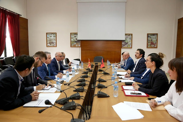 Albania-North Macedonia, agreed on removing control of agricultural exports at the border