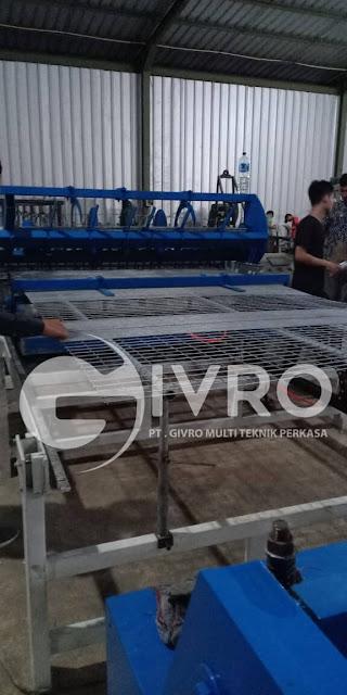 Distributor Kawat Loket Wiremesh Givro