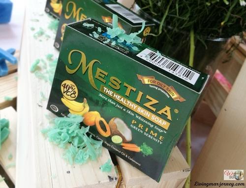 Prime Green Mestiza Variant