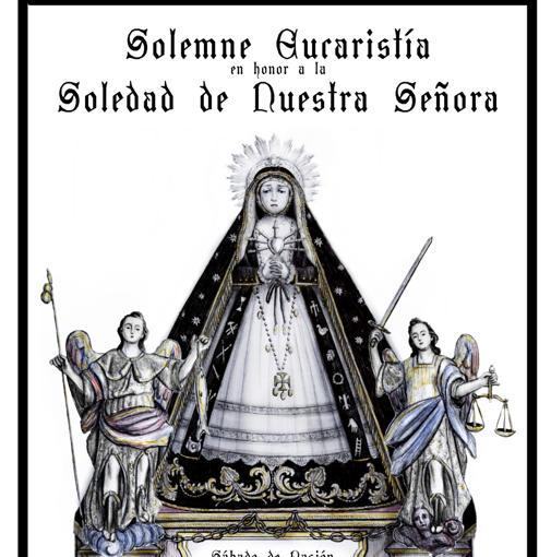 El grupo de la Soledad de la Merced de Córdoba, en pos de «recuperar la importancia histórica» de la Virgen