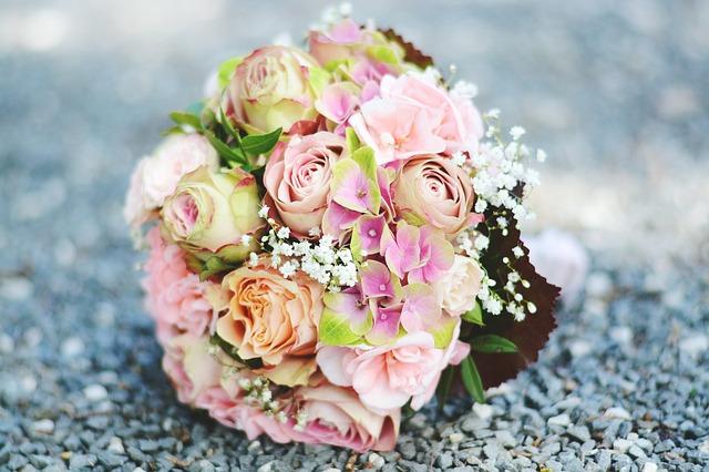 hoa cưới đẹp nhất thế giới 1