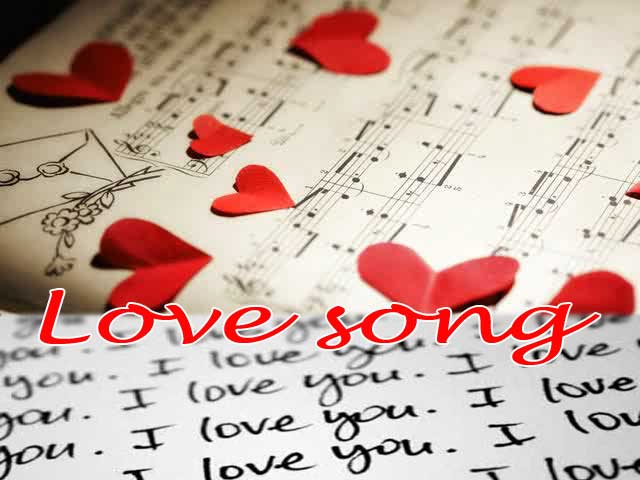Top popular love songs