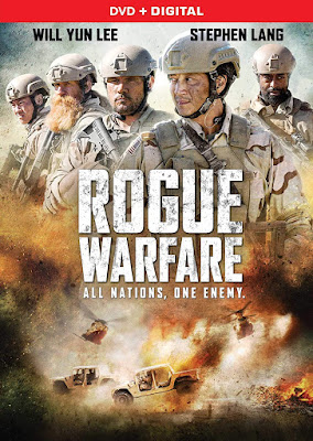 Rogue Warfare [2019] Final [NTSC/DVDR] Ingles, Español Latino