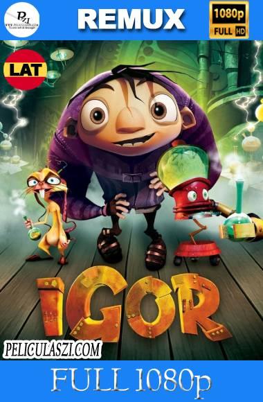 Igor (2008) Full HD REMUX & BRRip 1080p Dual-Latino VIP