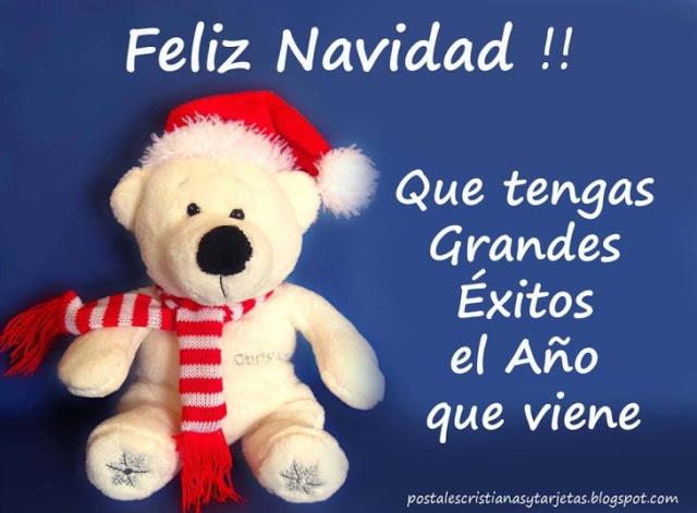 saludos buenos deseos de navidad y feliz año nuevo