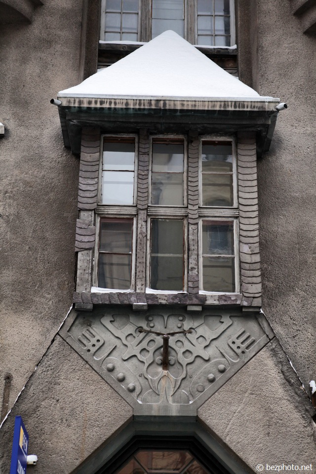 архитектура старой риги
