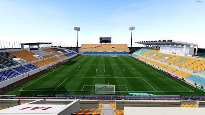 PES 2021 IAI Stadium Nihondaira