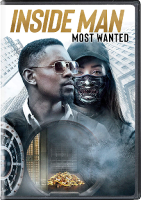 Inside Man Most Wanted [2019] [DVD R1] [Latino]