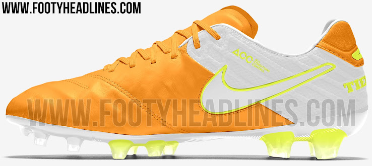 The orange and white Nike Tiempo Legend 2017 Women s football shoes come  with the same features as Men s releases. Made for comfort and touch eec8ebbbe
