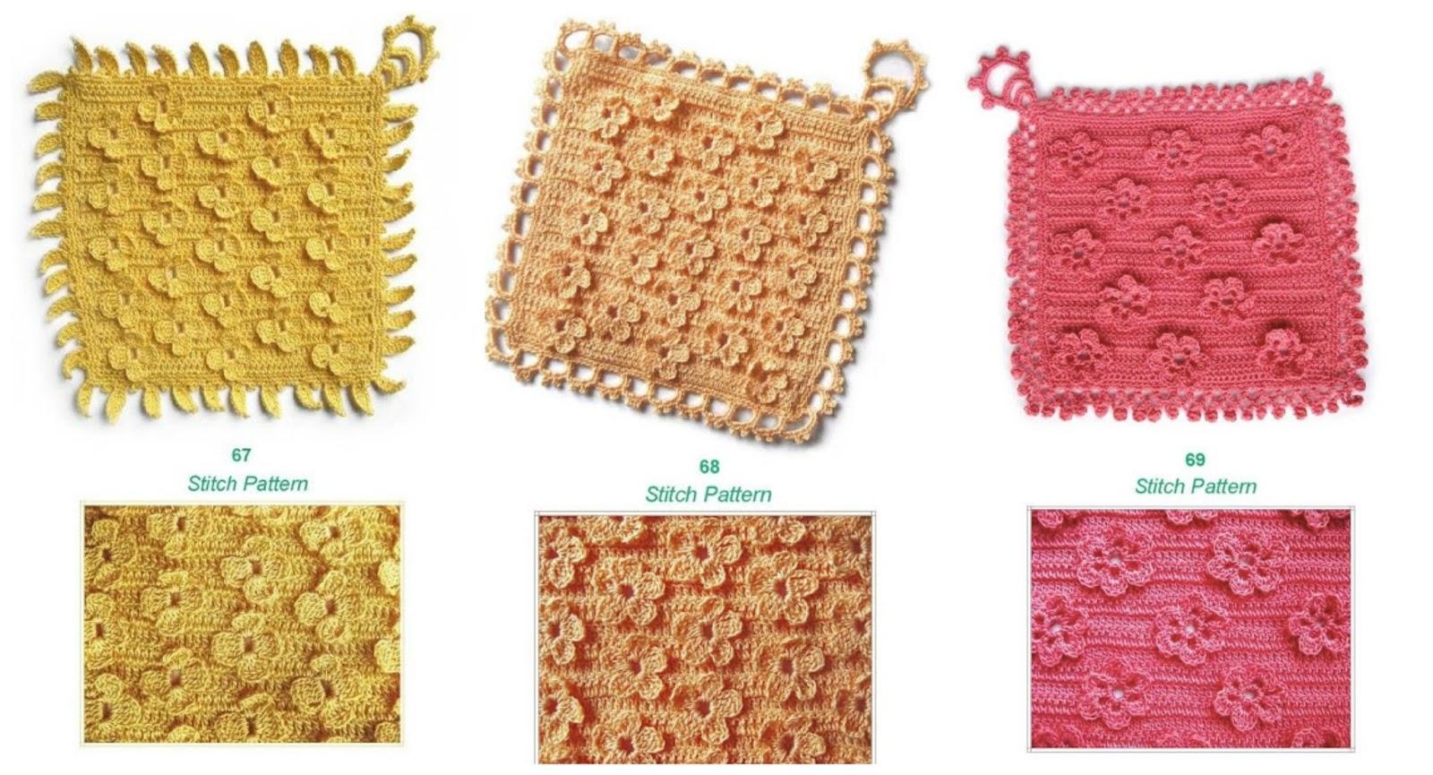 Symbol Crochet Doily Patterns