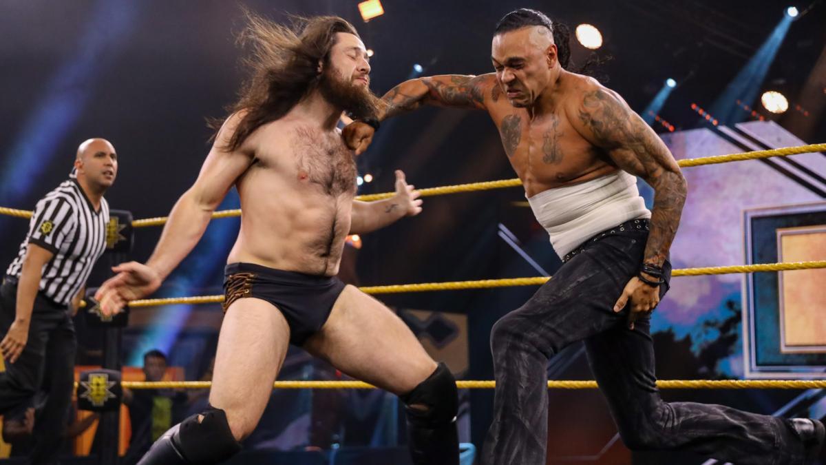 WWE confirma grande retorno para o NXT