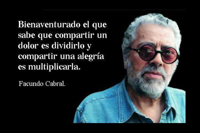 Frases Celebres De Facundo Cabral Noticias Curiosas